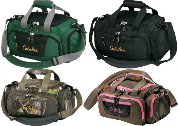 Cabela's bags