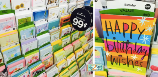 cvs  3 free hallmark greeting cards