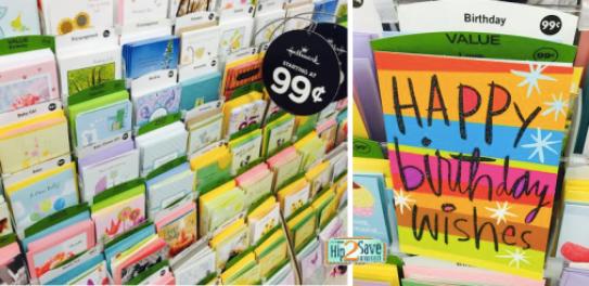 cvs  3 free hallmark greeting cards