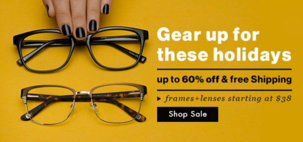 GlassesUSA: 60% Off AND Free Shipping = Complete Pair of Prescription Glasses $38 Shipped
