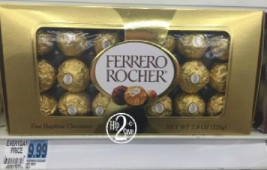 Rite Aid Ferrero Rocher 18 ct