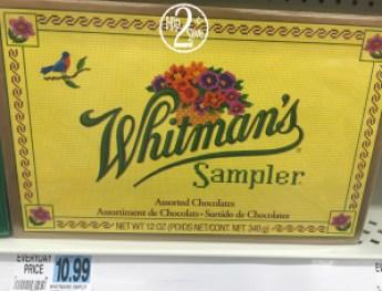 Whitman's Sampler Rite Aid