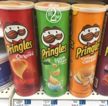 Rite Aid Pringles