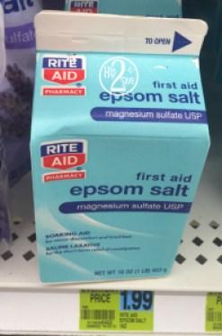 Rite Aid Epsom Salts