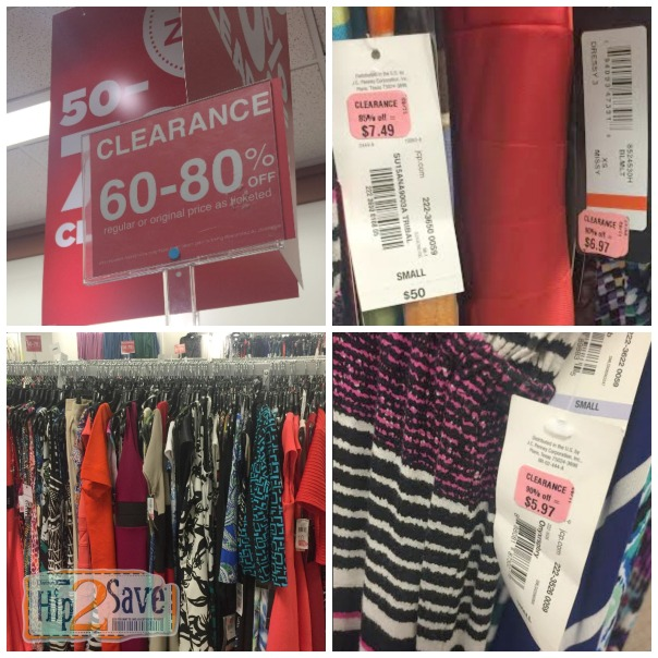 c73e581511fc JCPenney  Up to 90% Off Clearance + More - Hip2Save