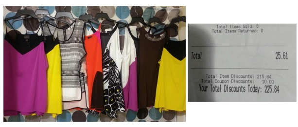 JCPenney Clearance Tops