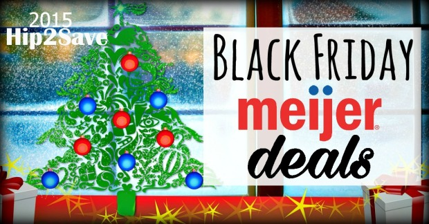 Meijer Christmas Eve Hours.Meijer 2015 Black Friday Deals Hip2save