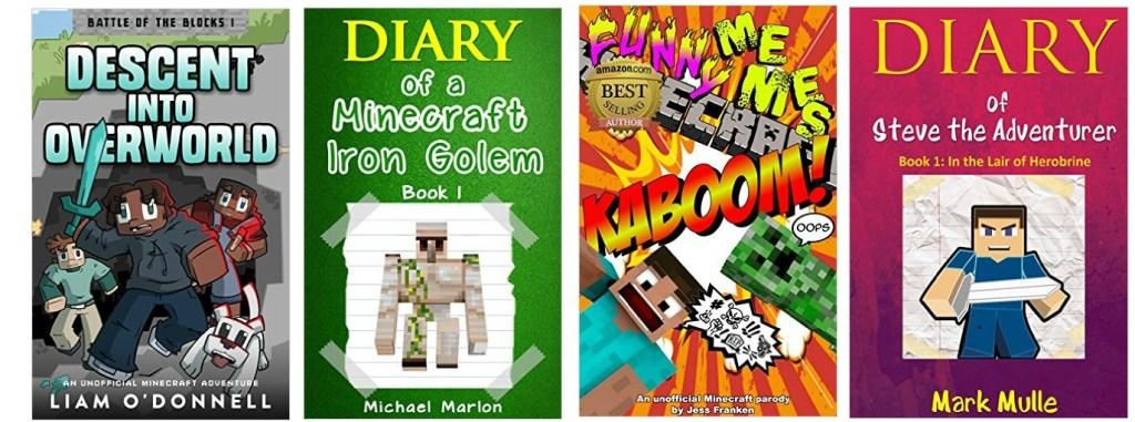 Minecraft Kindle eBooks