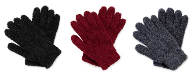 Mixit Fluffy Gloves