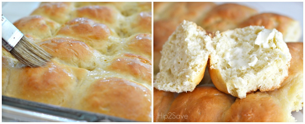 Mouth Watering Easy Dinner Rolls Hip2Save.com