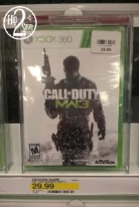 MW3 - Target