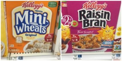 Rite Aid Mini Wheats Raisin Bran