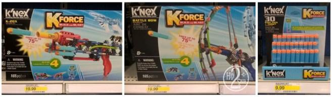 Target K'Nex