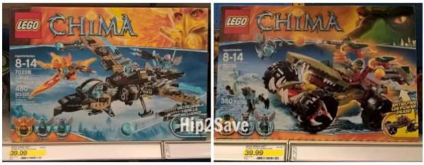 Target LEGO