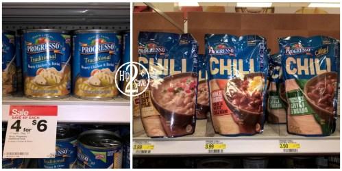 Progresso Soup - Chili