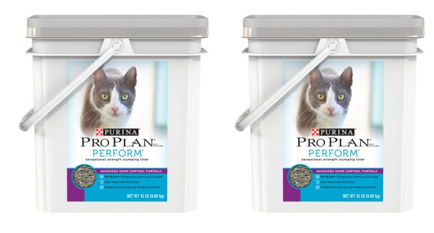 Purina Pro Plan Perform Cat Litter 15 lbs