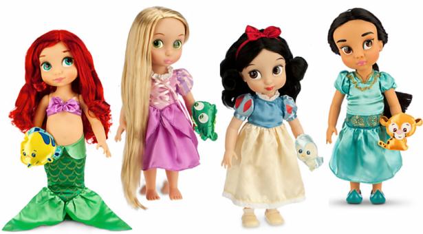 Animators dolls