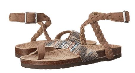 MUK LUKS Sandals Deal