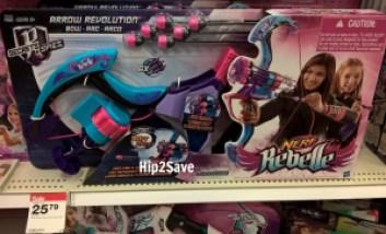 Target Nerf Rebelle
