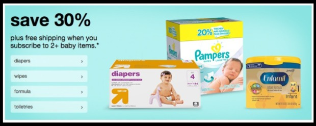 Target Baby Items