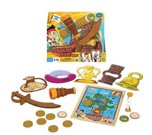 Jake and The Neverland Treasure Hunt Game
