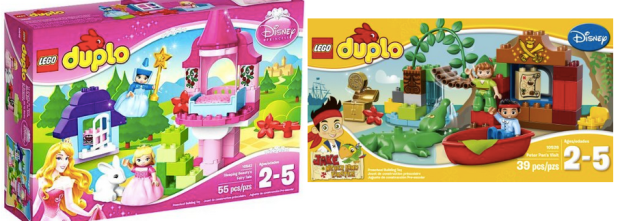 Up to 25% Off Select LEGO DUPLO Sets