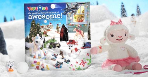 ToysRUs Toy Catalog