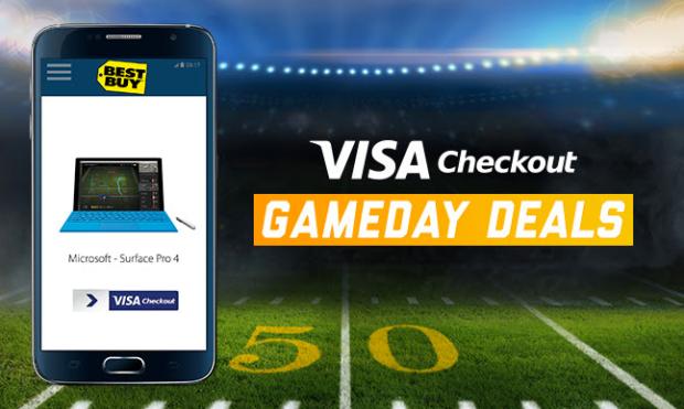 Best Buy Visa Checkout