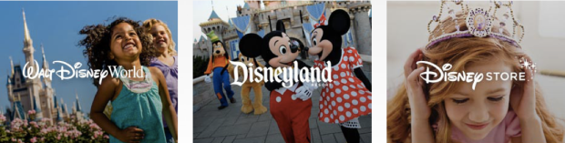 Discounted Disney Gift Card