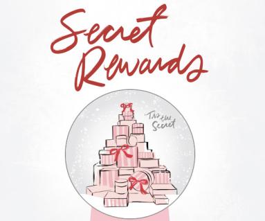 Victoria's Secret: FREE Secret Rewards Card Code Email