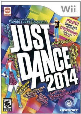 ToysRUs: Just Dance 2014 for Nintendo Wii