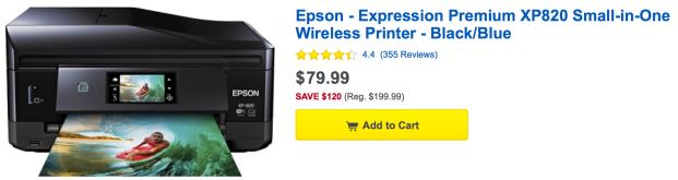 Best Buy printer