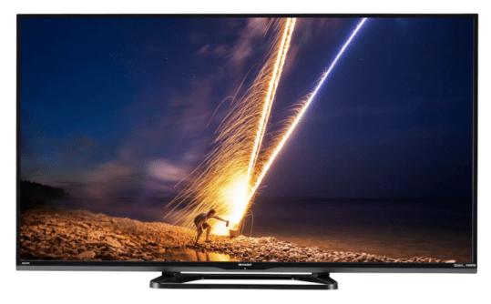 Sharp 43-Inch 1080p 60Hz Smart LED TV