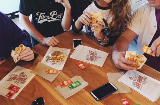 Taco Bell: FREE Breakfast Crunchwrap Today