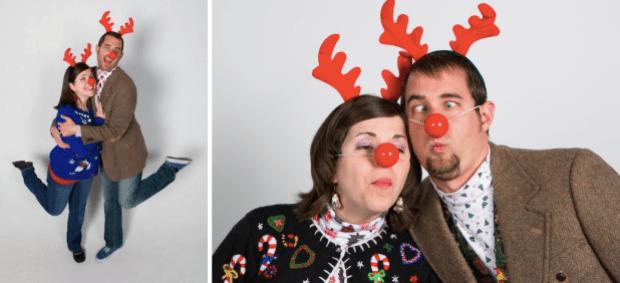 Happy Friday: Creative Christmas Cards