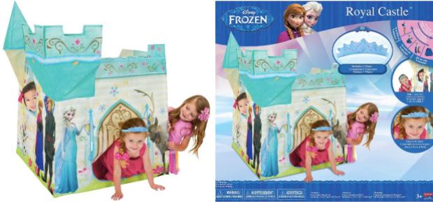 Target Cartwheel: 50% Off Frozen Royal Tent