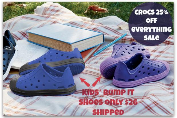 Crocs Veterans Day Sale
