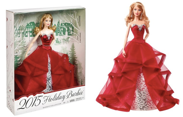 Barbie 2015 Holiday Doll