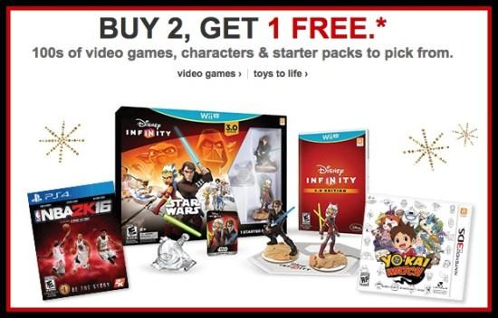 Target Video Games