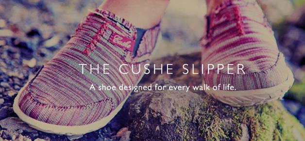 Cushe slippers