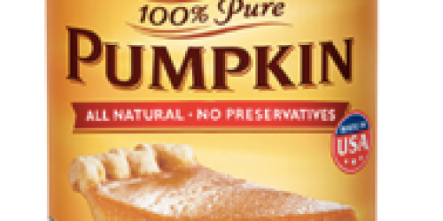 $0.50/1 Libby's 100% Pure Pumpkin Coupon