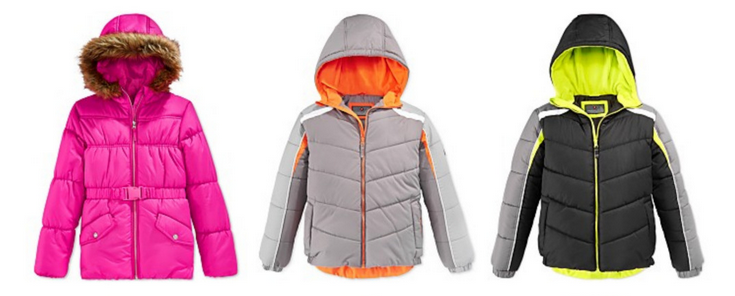 e02ada3f4 Macy's: Kids' Puffer Jackets ONLY $16.99 AND FREE Shipping on $25 Orders