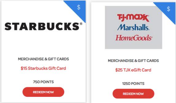 Huggies Rewards Gift Cards