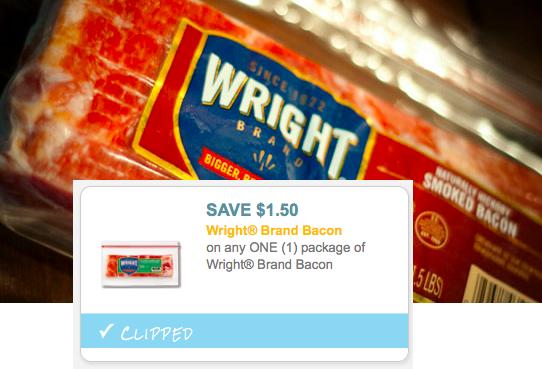 High Value Wright Bacon Coupon