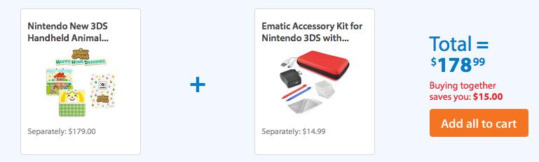 Accessory Bundle