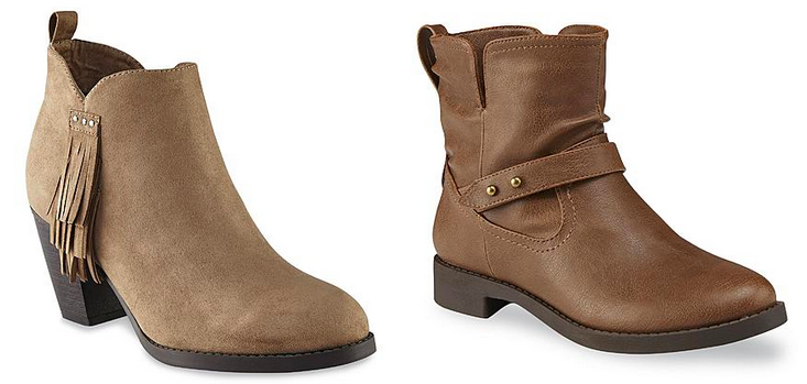 26ba1184cd4 Kmart: Buy 1 Pair Of Boots/Shoes Get 1 for $1= Women's Boots ONLY ...