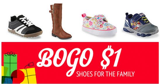 Kmart Shoes/Boots Sale