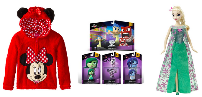 Disney Amazon Today Only Deals