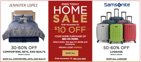c707a69598899 Kohl s  Extra 20% Off Entire Purchase - Last Day (+ Black Friday ...