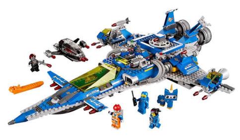 The LEGO Movie Benny's Spaceship, Spaceship, Spaceship! 70816 set